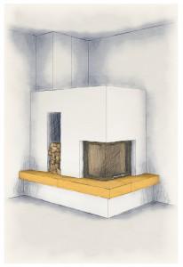 unser kaminofen zum beheizen mehrerer r ume bautagebuch kristin und sebastian. Black Bedroom Furniture Sets. Home Design Ideas