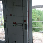 Elektrik-Vorinstallation 08.08.2014